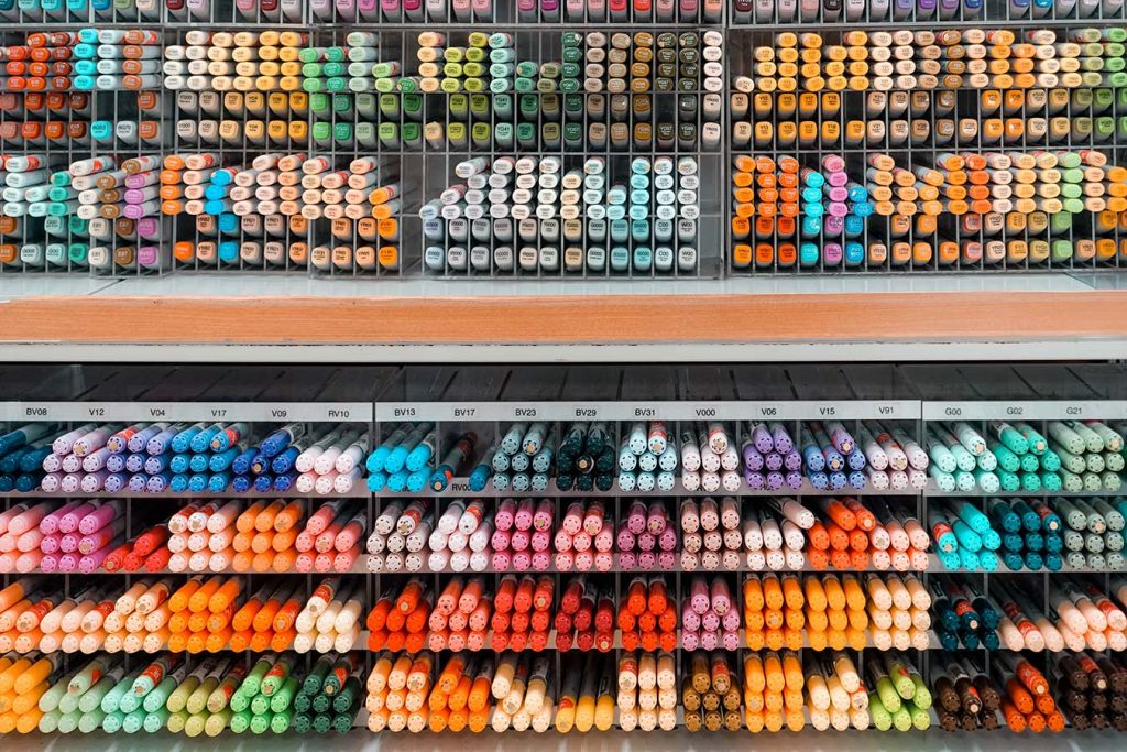 best pens & pencils for architects & architectural students