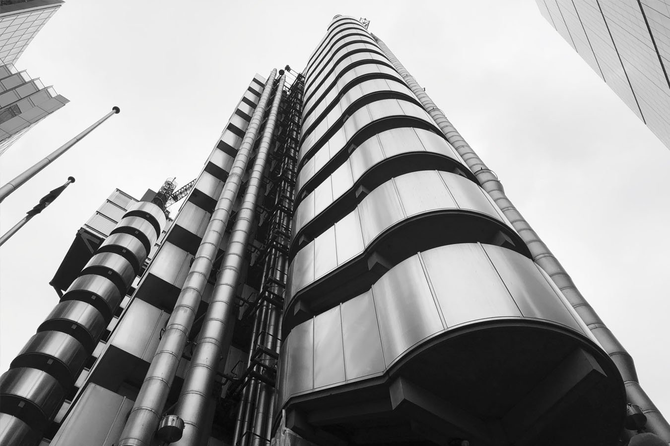 Black & White Architectural Photography