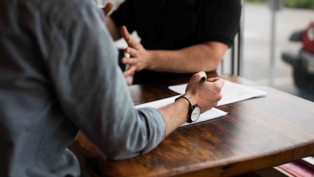 What To Take To An Architectural Interview